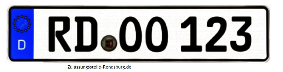 Zulassungsstelle Rendsburg Wunschkennzeichen Rendsburg