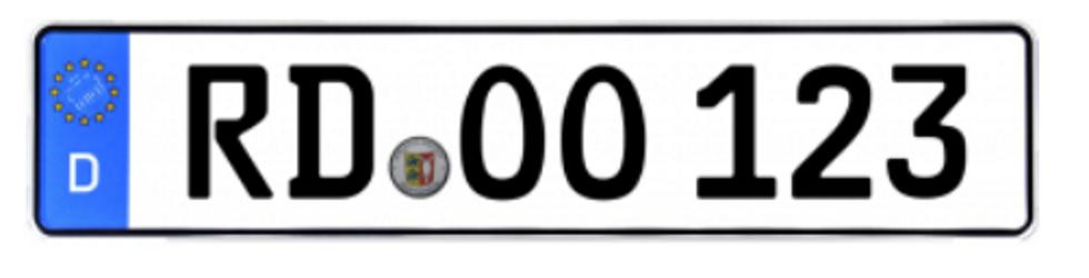 kennzeichen reservieren lübeck